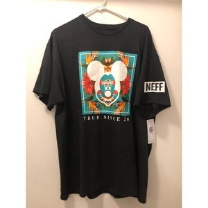 🆕 Men's Disney/Neff colab T-shirt XL